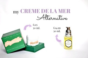 creme de la mer alternative 1
